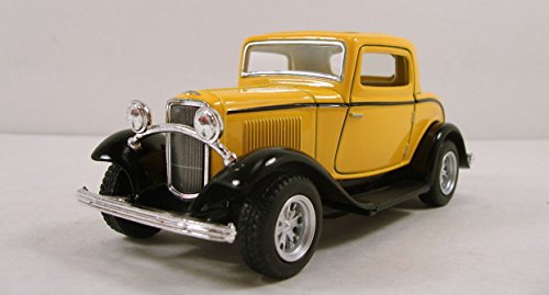 Kinsmart 1932 Ford 3 Window Coupe 1:34 scale 5