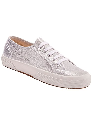 Balsamik - Sneakers metallizzate - - Size : 37 - Colour : Argento metallizzato