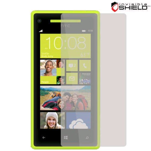 HTC Windows Phone 8S Clear Screen Protector (Pack of 3)