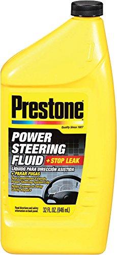 Prestone AS263 Power Steering Fluid with Stop Leak - 32 oz. (Stop Leak Steering compare prices)