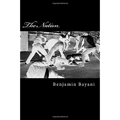 ~Guest Author~ The Nation by Benjamin Bayani