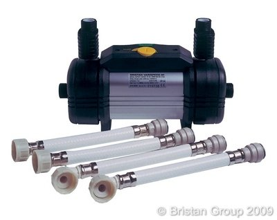 Bristan Hydropower Shower Booster Pump 50