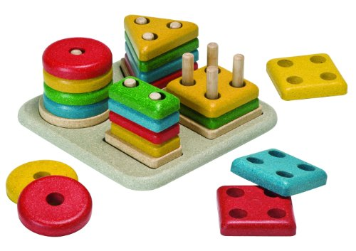 Preschool Manipulative Toys : Plan toys preschool sorting board special needs gifts