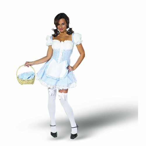 Sexy Dorothy - Adult Small Costume