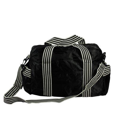 [Casual Life] Black Shoulder Bag Fashion front-936032