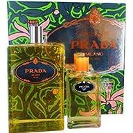 PRADA INFUSION DE FLEUR D'ORANGER by Prada Gift Set for WOMEN: EAU DE PARFUM SPRAY 6.7 OZ & SHOWER…
