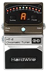 DigiTech HT-2 HardWire Chromatic-Tuner Extreme-Performance Pedal from Harman Music Group
