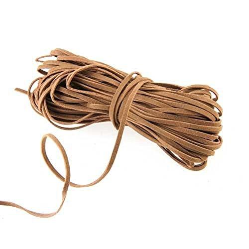ecloud-shopr-marron-gamuza-sintetica-rebordear-del-cordon-de-cuero-cuerda-de-rosca-de-18-metros-de-l