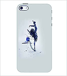 PRINTSWAG PAINTING Designer Back Cover Case for APPLE IPHONE 4 G355H