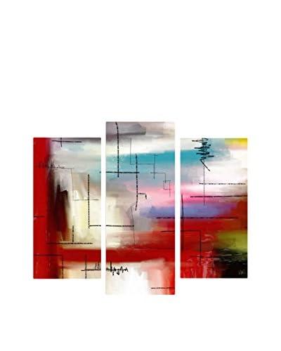 DECORANGE  Pannello Decorativo Multicolore