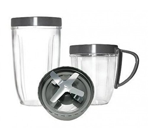 NutriBullet Cup & Blade Replacement Set (Nutra Bullet Accessories compare prices)
