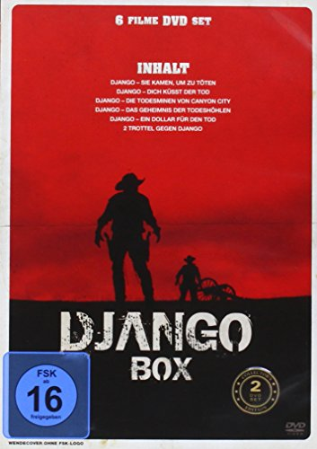 Django Box [2 DVDs]