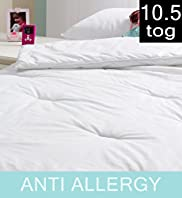 Anti-Allergy Soft Touch 10.5 Tog Kids Duvet