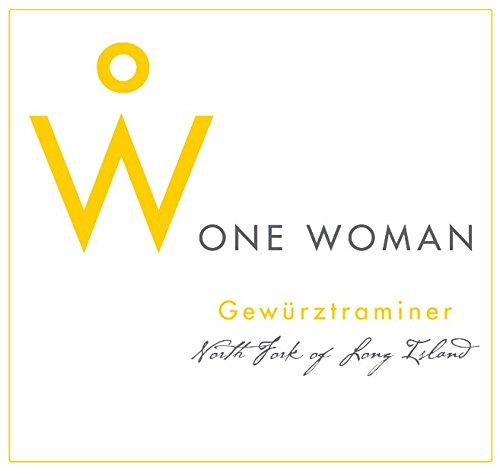 2013 One Woman North Fork Of Long Island Gewurztraminer 750 Ml