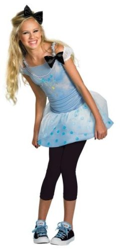 Costumes For All Occasions DG38091G Cinderella Tween 10-12