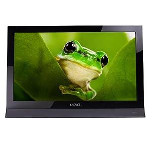 VIZIO E261VA 26-Inch 60Hz LED LCD Class Edge Lit Razor HDTV (Black)