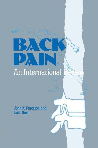 Back Pain: An International Review