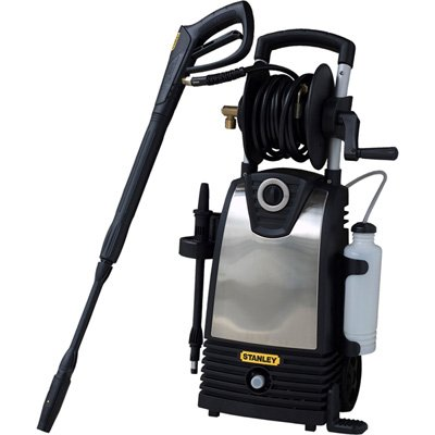 Stanley P2000S Electric Pressure Washer With Variable Spray Gun And Wheels