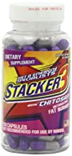 Stacker 3 Metabolizing Fat Burner with Chitosan Capsules