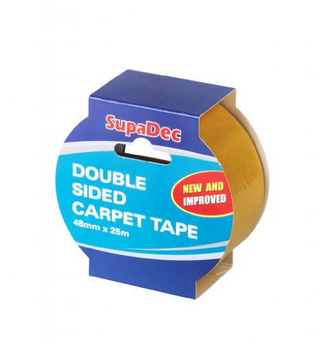 48mm x 25m Double Sided Carpet Tape