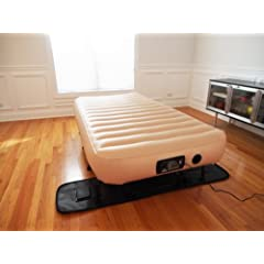 SimplySleeper Hideaway Guest Air Bed with Integrated Travel Case by SimplySleeper
