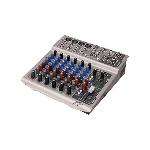 Peavey Pv8Usb 8 Channel Usb Mixing Board