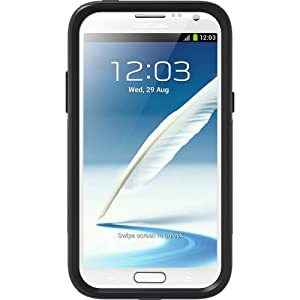 OtterBox Commuter Series Case for Samsung Galaxy Note 2 - Black