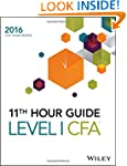 Wiley 11th Hour Guide for 2016 Level...