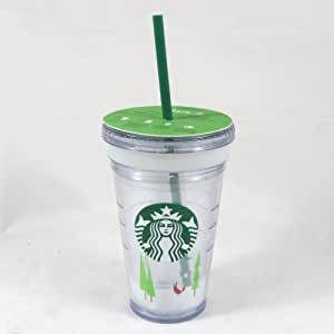 Starbucks 2011 Holiday Cold Cup Create Your