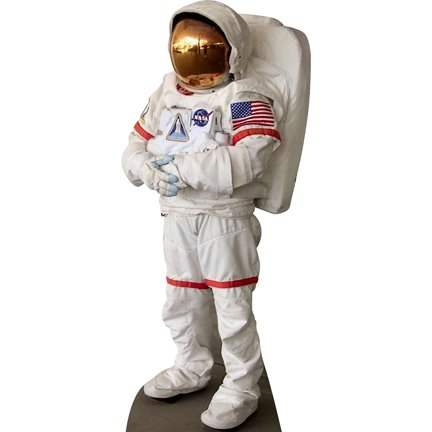 nasa astronaut costume pics about space. Black Bedroom Furniture Sets. Home Design Ideas