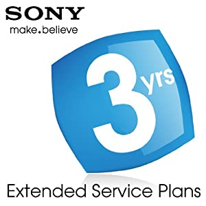 Sony-3 Year Accidental Damage Coverage for Cameras/Camcorders ($501-$750)