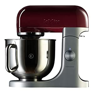 Uk Kenwood Kmix Kmx55 Stand Mixer Cocoa Maroon Amazon Co
