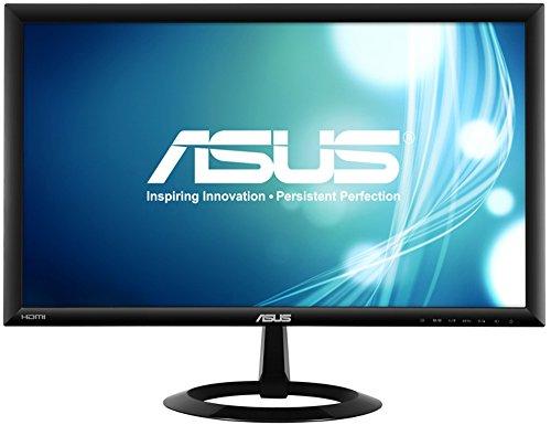 Asus VX228H Ecran PC LCD 22″ (55,88 cm) 1920 X 1080 pixels 1 ms Tuner TV intégré HDMI