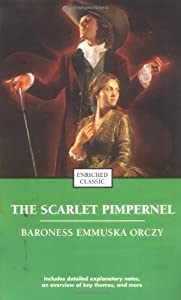 "Cover of ""The Scarlet Pimpernel (Enriched..."
