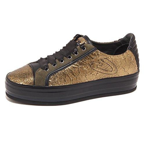 1557P sneaker zeppa ALBERTO GUARDIANI SPORT TOKI TOW scarpa donna shoe women [38]