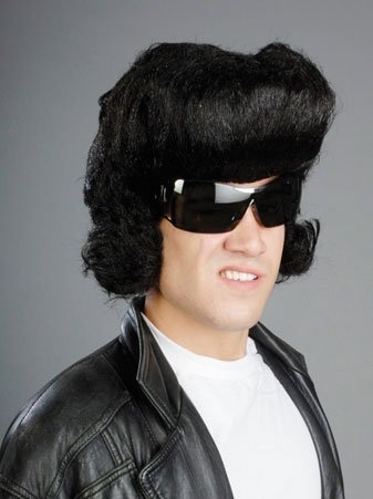 Enigma 00147 70s Elvis King Wig