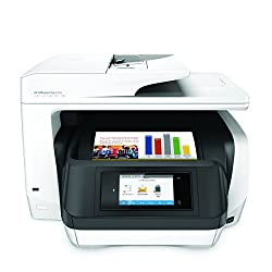 HP OfficeJet Pro 8720 Wireless All-in-One Color Inkjet Printer, Instant Ink ready. (M9L75A)