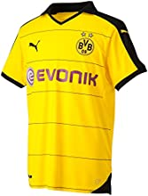 Puma Bvb Home Replic Maillot Homme Jaune FR : M (Taille Fabricant : M)