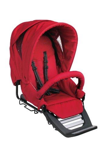 Teutonia T Stroller Seat Venetian Red