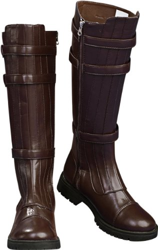 Rubie's Costume Men's Star Wars Adult Anakin Skywalker Boots