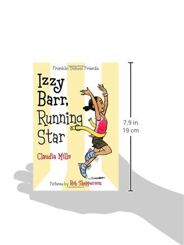 Izzy Barr, Running Star (Franklin School Friends)