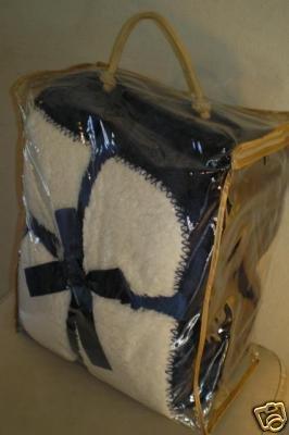 Navy Blue Bedspreads