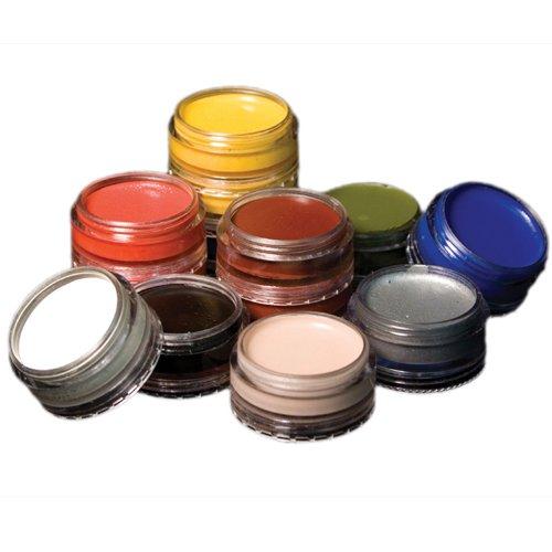 Cinema Secrets Cream Makeup, .125 oz., Deadguy Grey