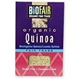 Biofair Organic Fairtrade Quinoa Grain - 6x500g