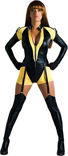 Rubie's Costume Co Sexy Silk Spectre Costume, X Small