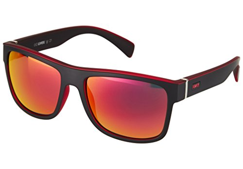 Uvex-Sportsonnenbrille-Lgl-21-Black-Mat-Red-One-Size-5308762213