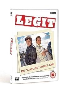 Legit [DVD]