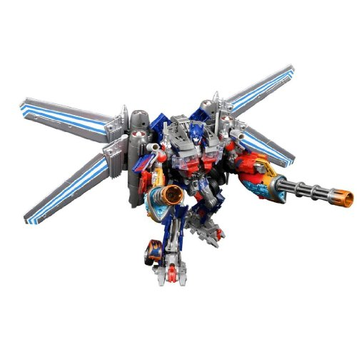 Transformers Optimus Prime Jetwing Movie Deco - Amazon Exclusive