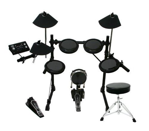 Dd-502Mkii Digital Drum Set W/ Drum Stool