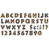 1 X Animal Prints 4-Inch Venture Uppercase Ready Letters